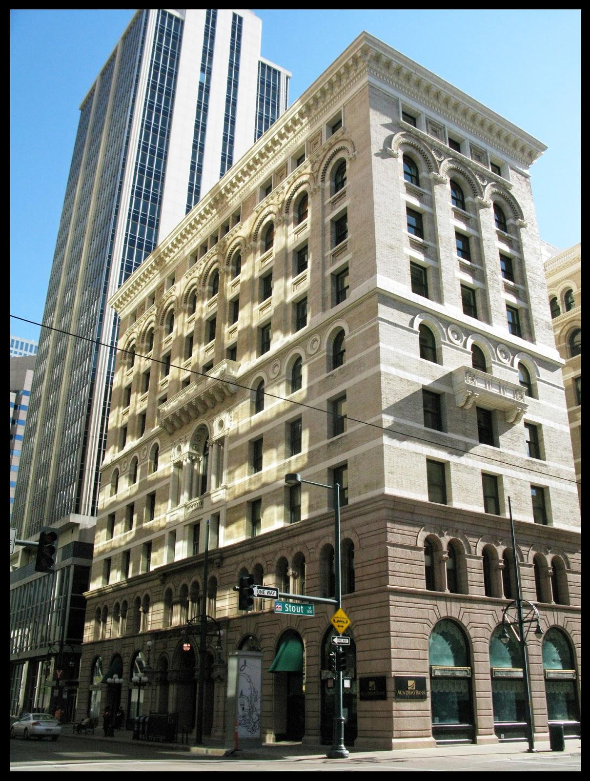 David Hoyt's Blog: Doors Open Denver - The Equitable Building