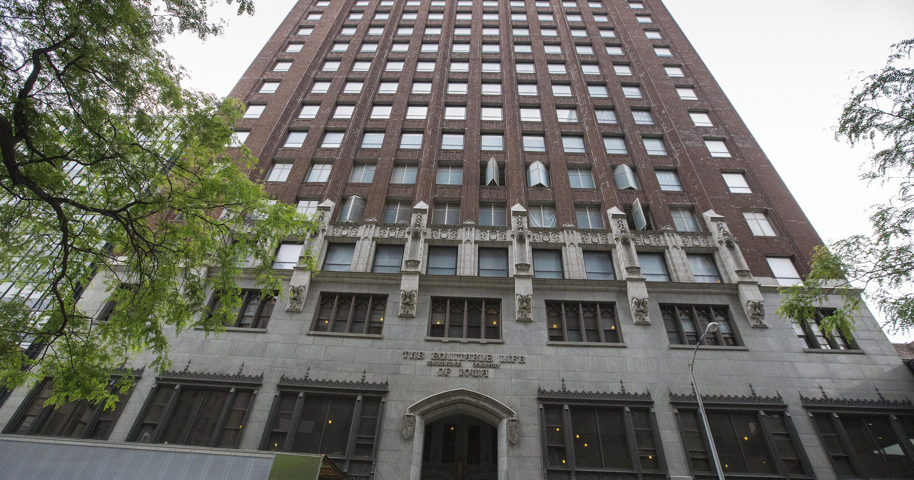 Equitable Building's long road to renovation nearly complete