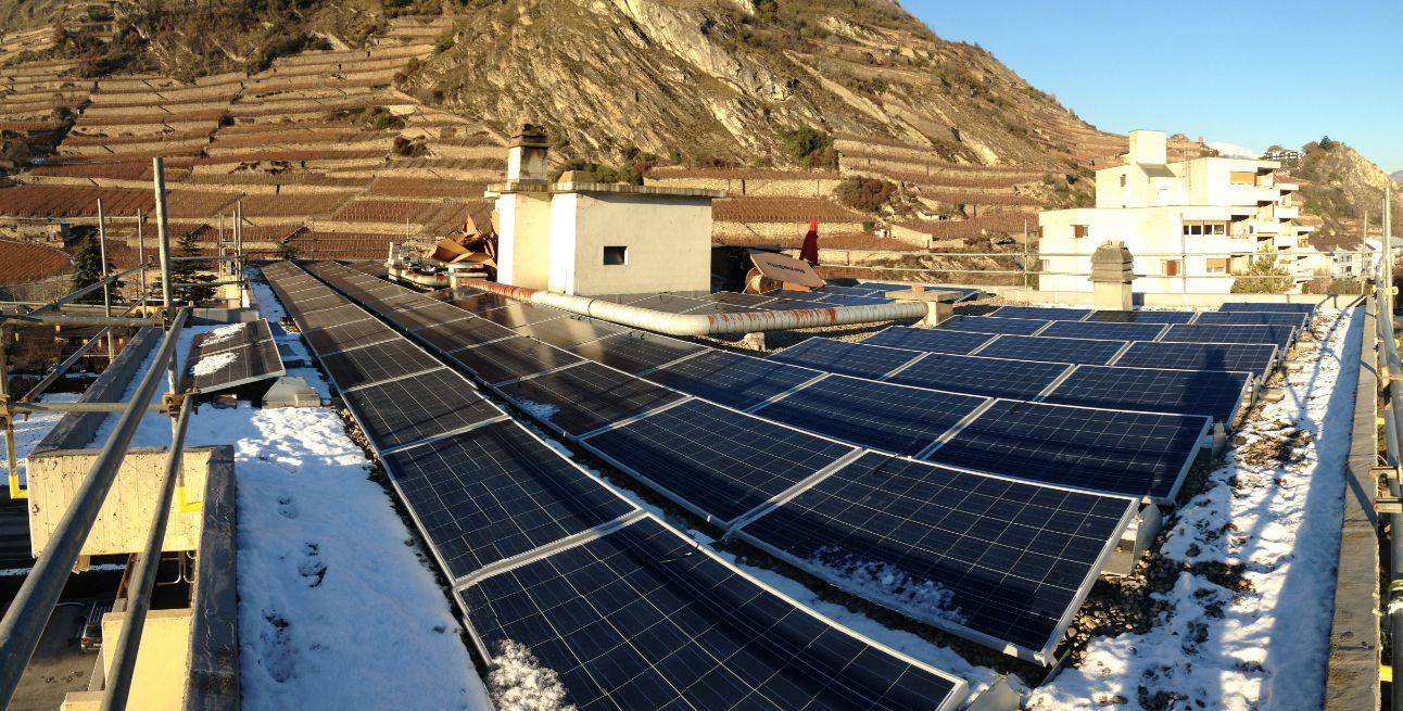 Une nouvelle centrale photovoltaïque pour Equisol | equisol