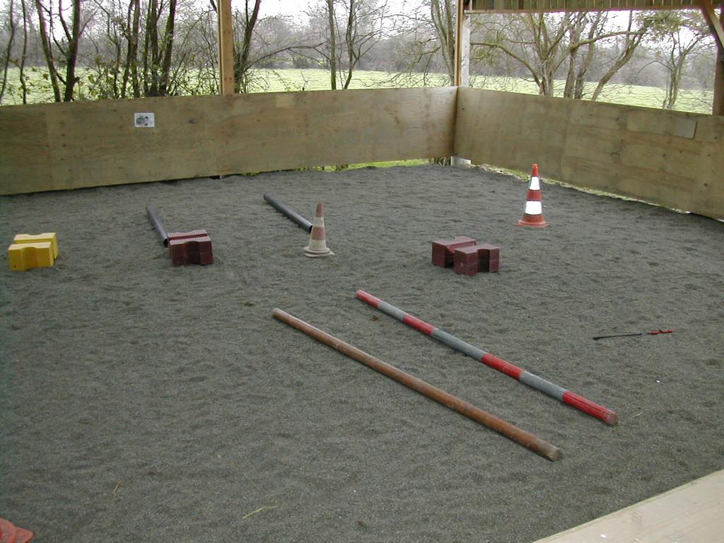 Sols equestres Equisol Matériaux pour pistes chevaux ...