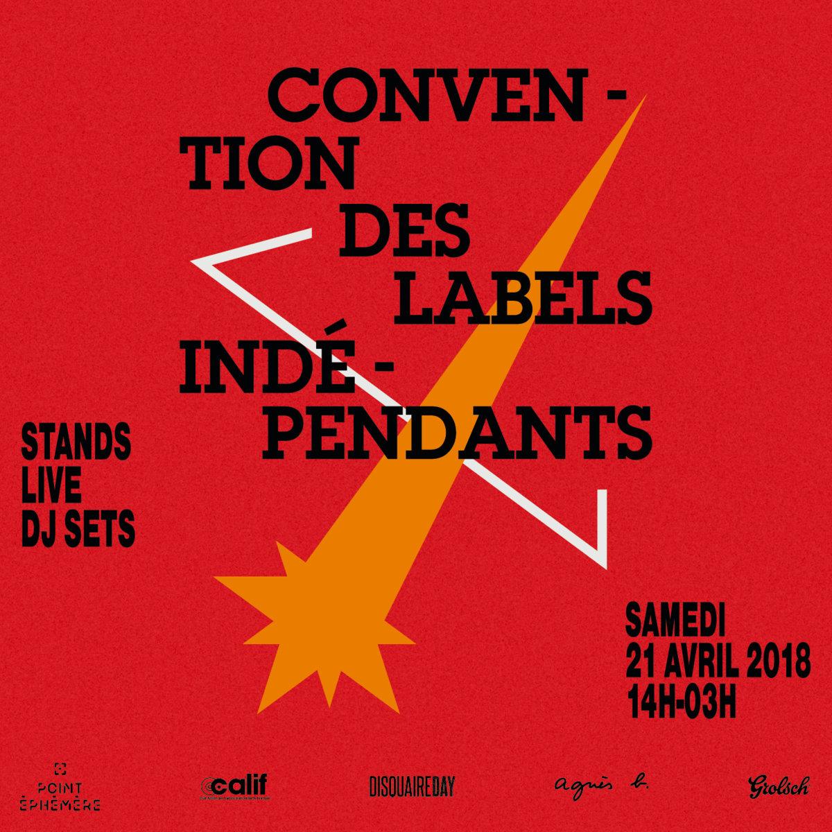 LA CONVENTION DES LABELS INDÉPENDANTS | Point Éphémère