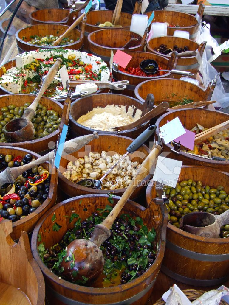 Marché Des Produits Alimentaires Artisanaux Photos ...