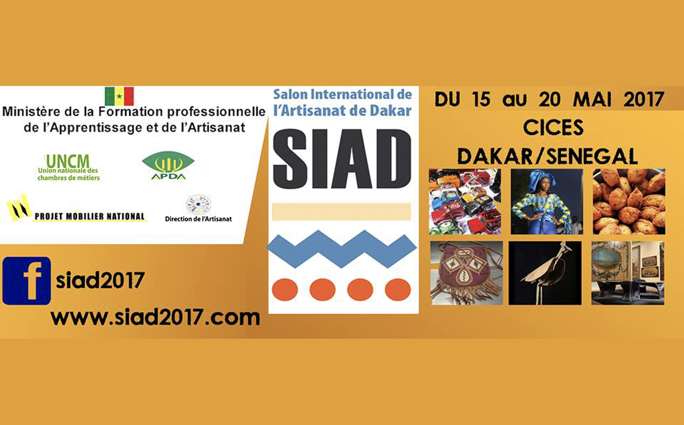 SIAD- Salon International de l'Artisanat pour le Ministère ...