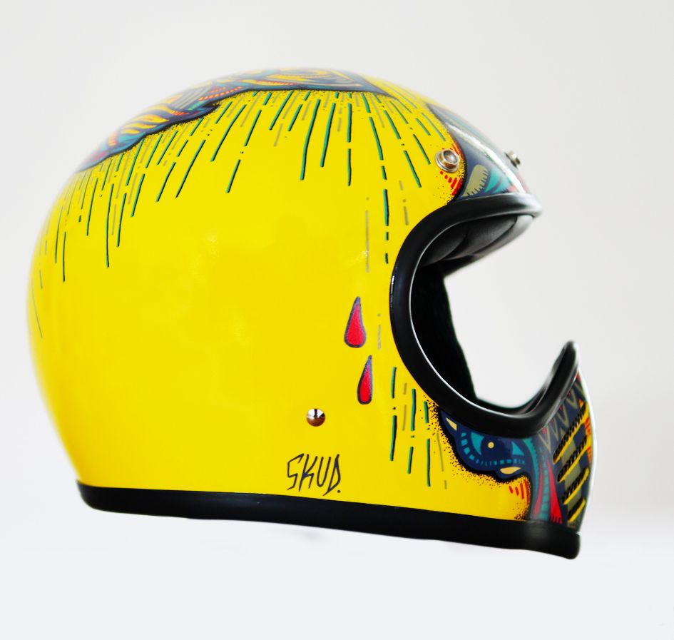 DMD 75 by Skuddesign | Apparel | Casques