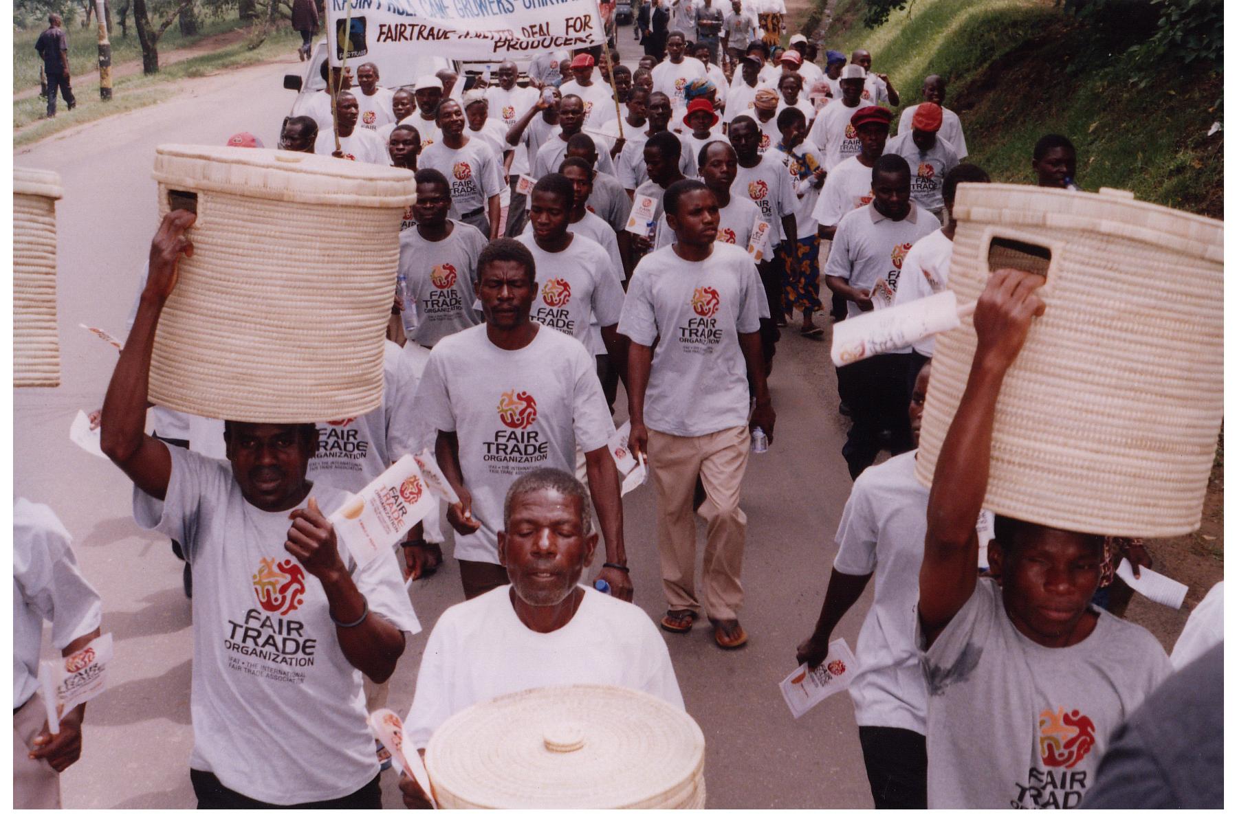 History of Fair Trade | World Fair Trade Organization