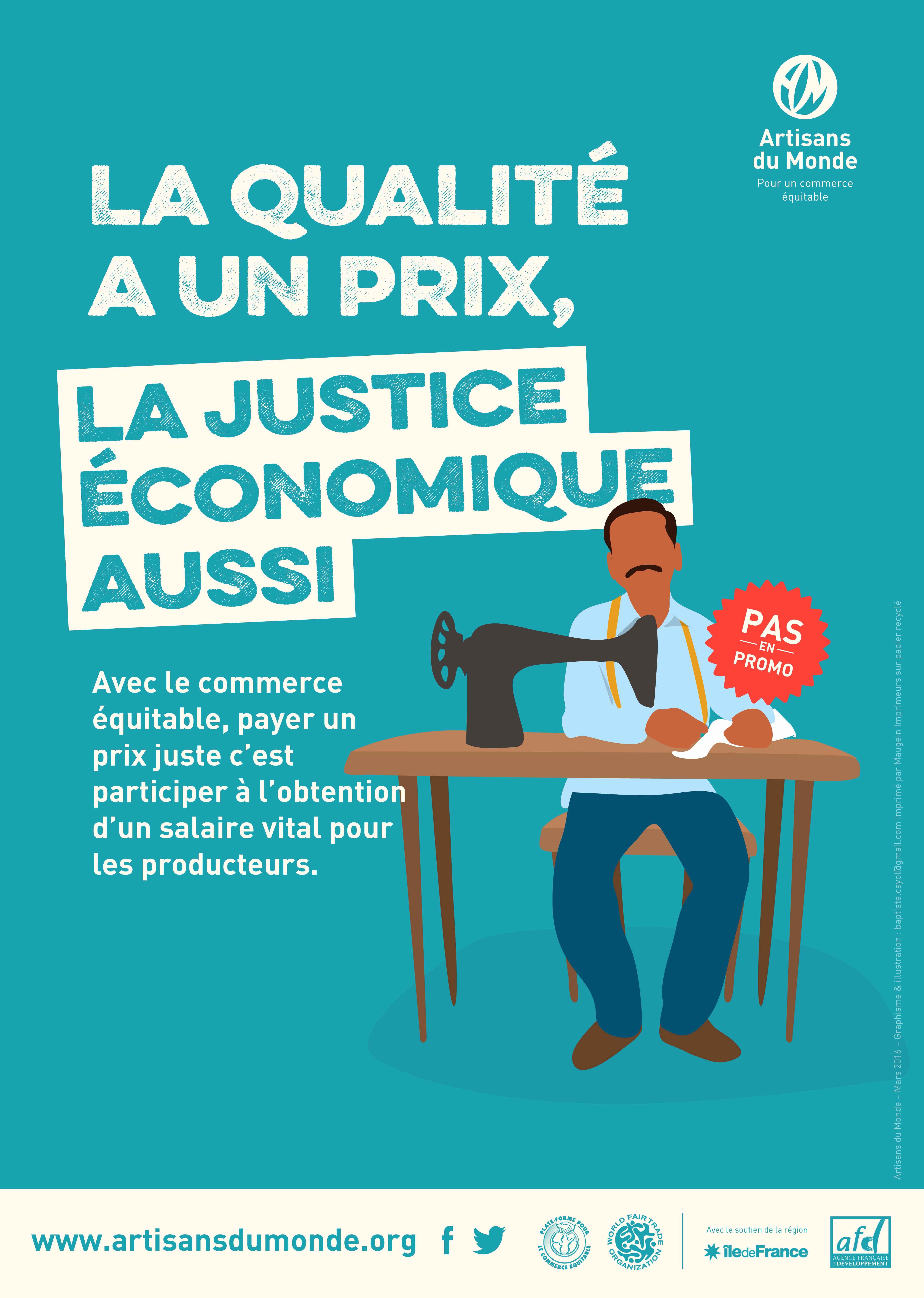 Actualités - Commerce équitable et travail décent : le point ...