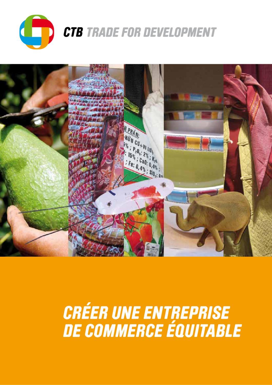 Créer une entreprise de commerce équitable by Trade for Development ...