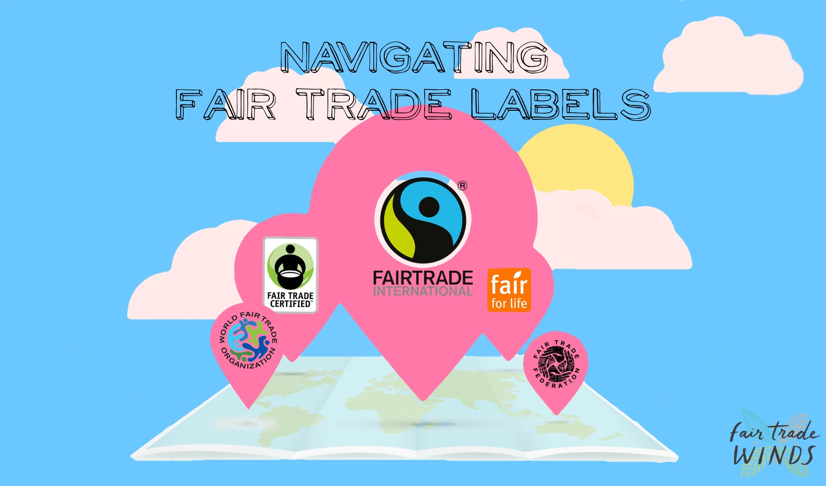 Guide to Fair Trade Labels | Fair Trade Winds