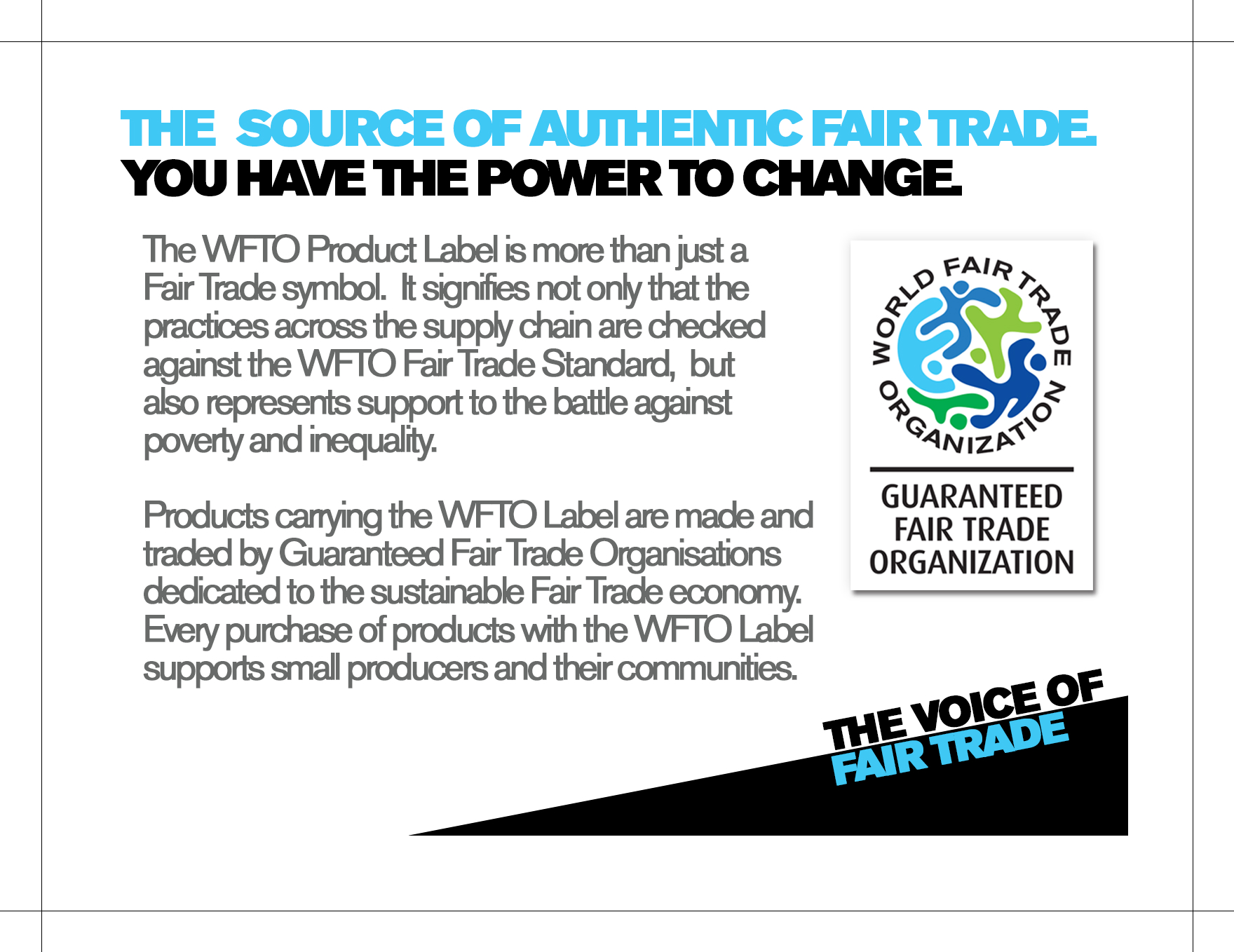 fairtrade organisations