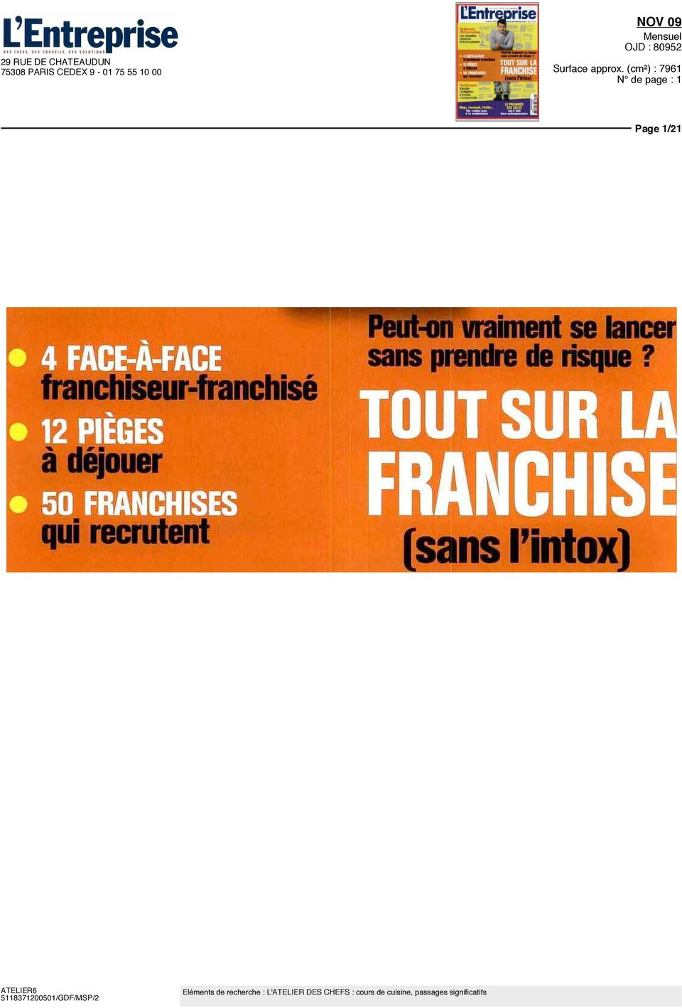 franchise alter mundi
