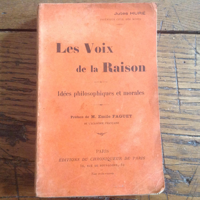 Les Voix de la RAISON.