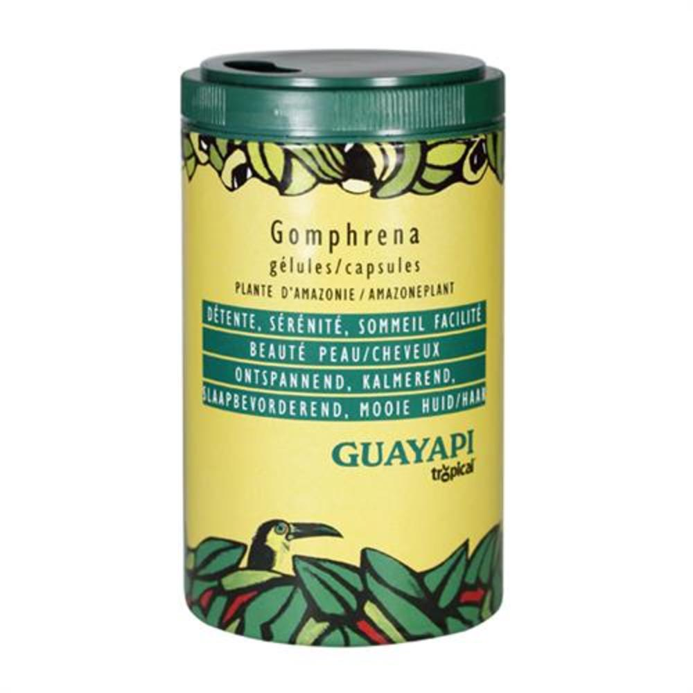Gomphrena (gélules) - 130.0 unites - compléments ...