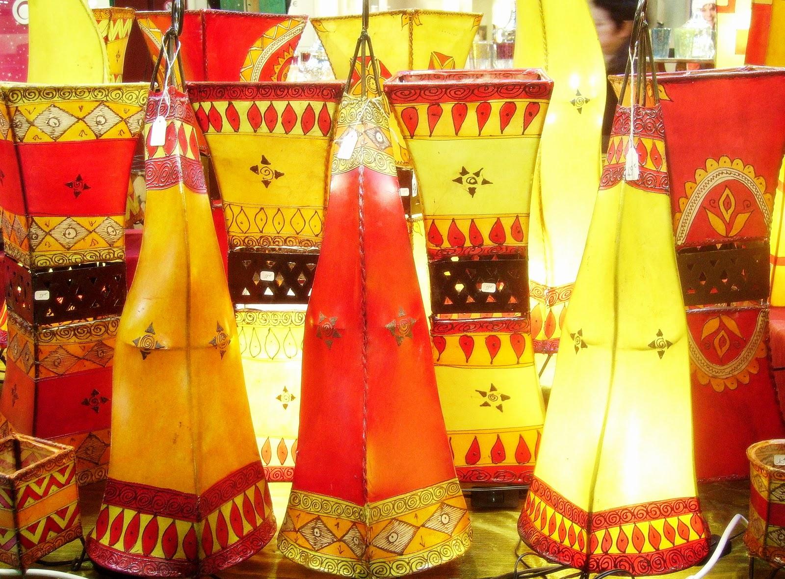 Lampes marocain, artisanat marocain.: Artisanat Du Maroc