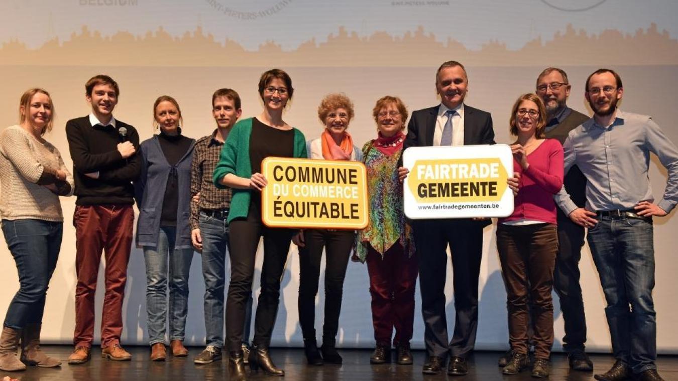 Woluwe-St-Pierre: commune du commerce équitable - Édition digitale ...