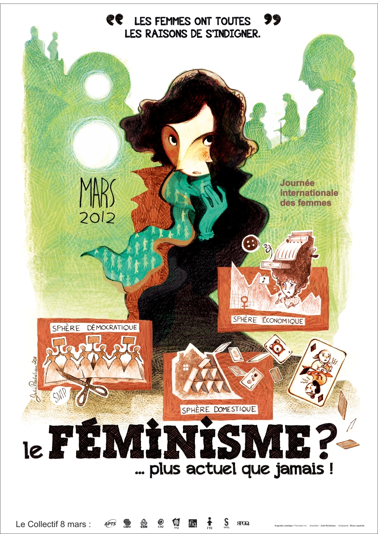 8 MARS- JOURNÉE INTERNATIONALE DE LA FEMME 2012 | Le Baobab Bleu