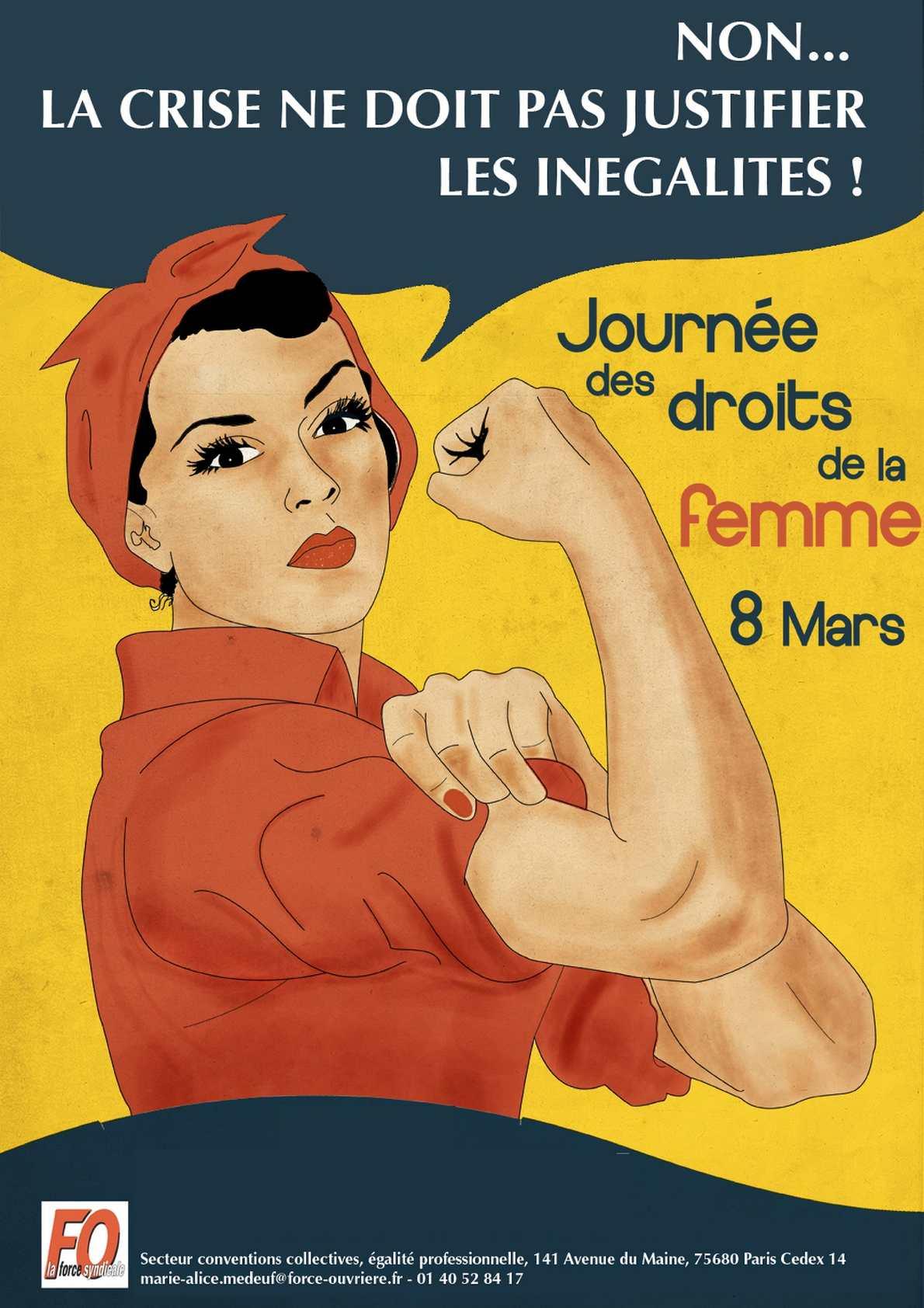 Calaméo - 8 mars 2012 - journée internationale des droits ...