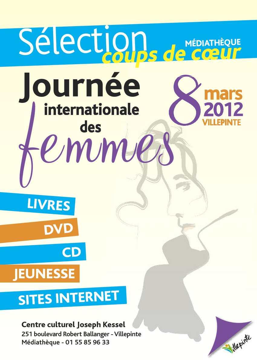 Calaméo - Journée internationale des femmes 2012