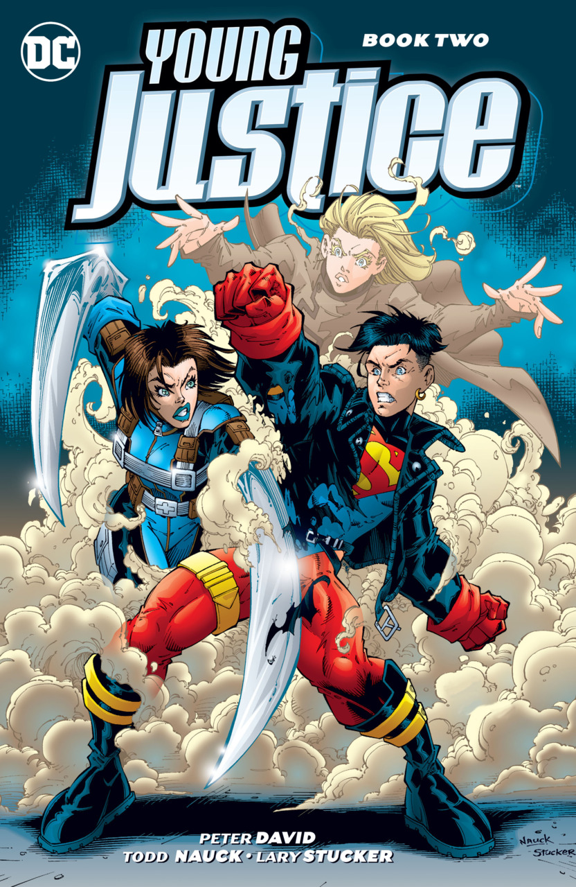 Young Justice 2 édition TPB softcover (souple) - Issues V1 ...