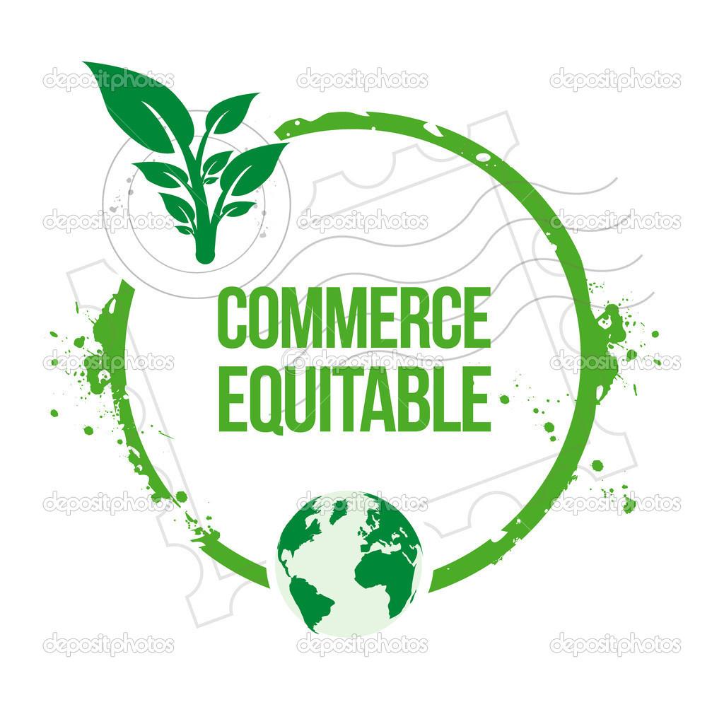 logos du commerce équitable - Artisanat et commerce equitable