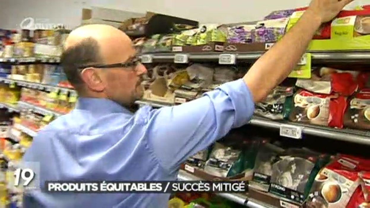 Produits équitables en grande surface : succès mitigé - 04/10/2016