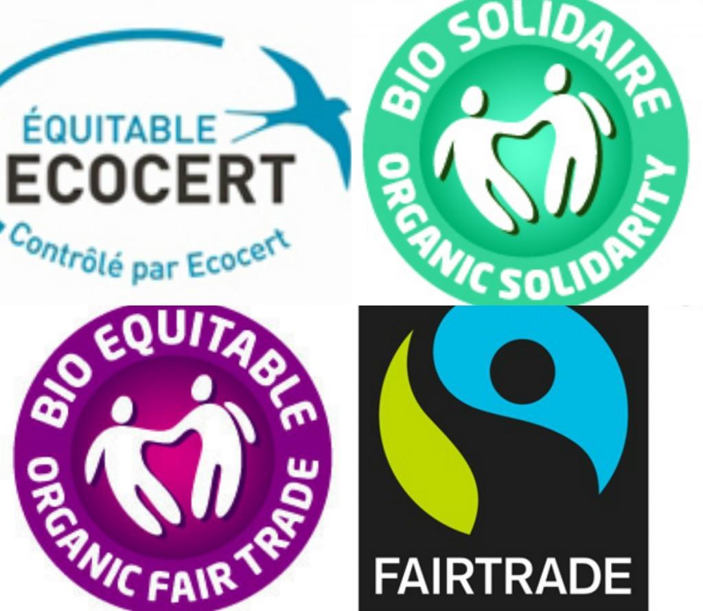 commerce équitable logo - Artisanat et commerce equitable