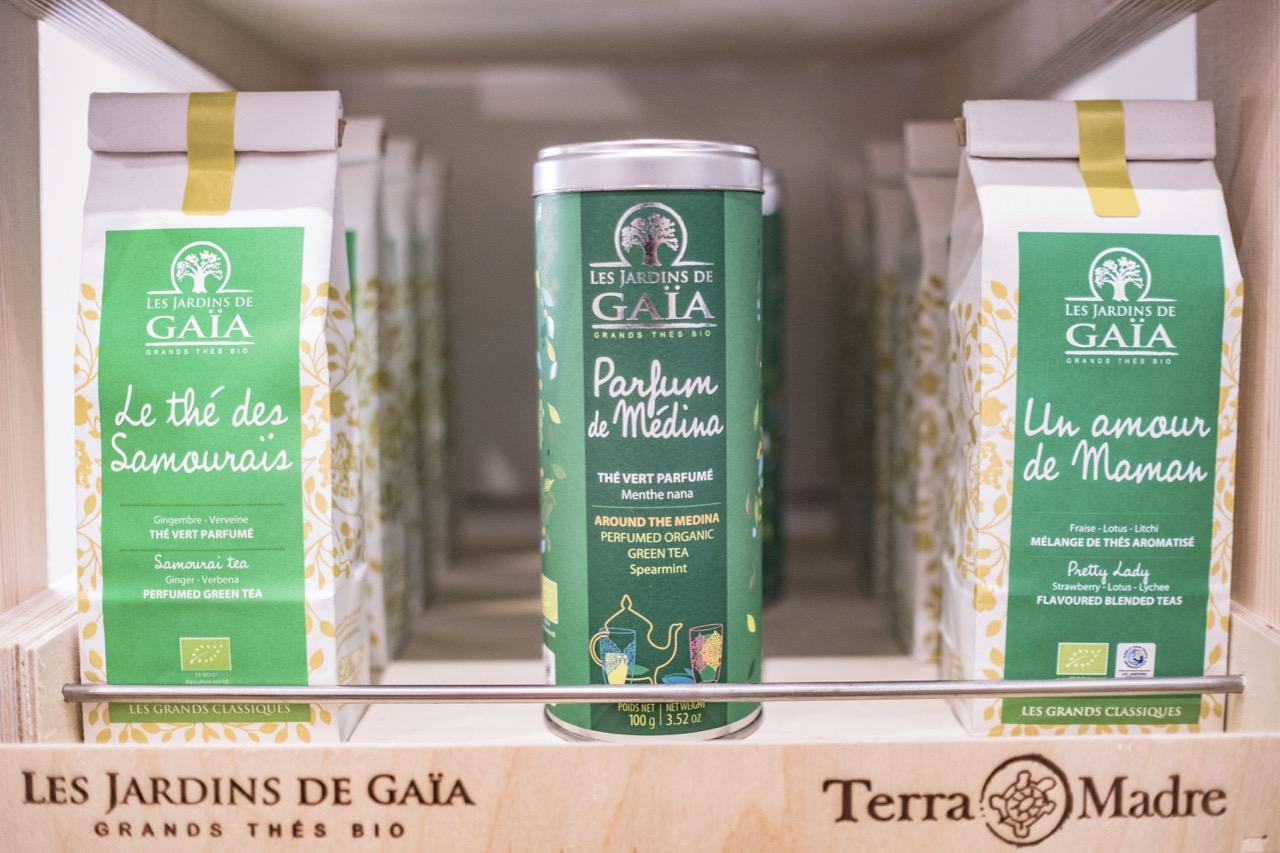 les jardins de Gaia toulon le Mourillon, l'alternative salon ...