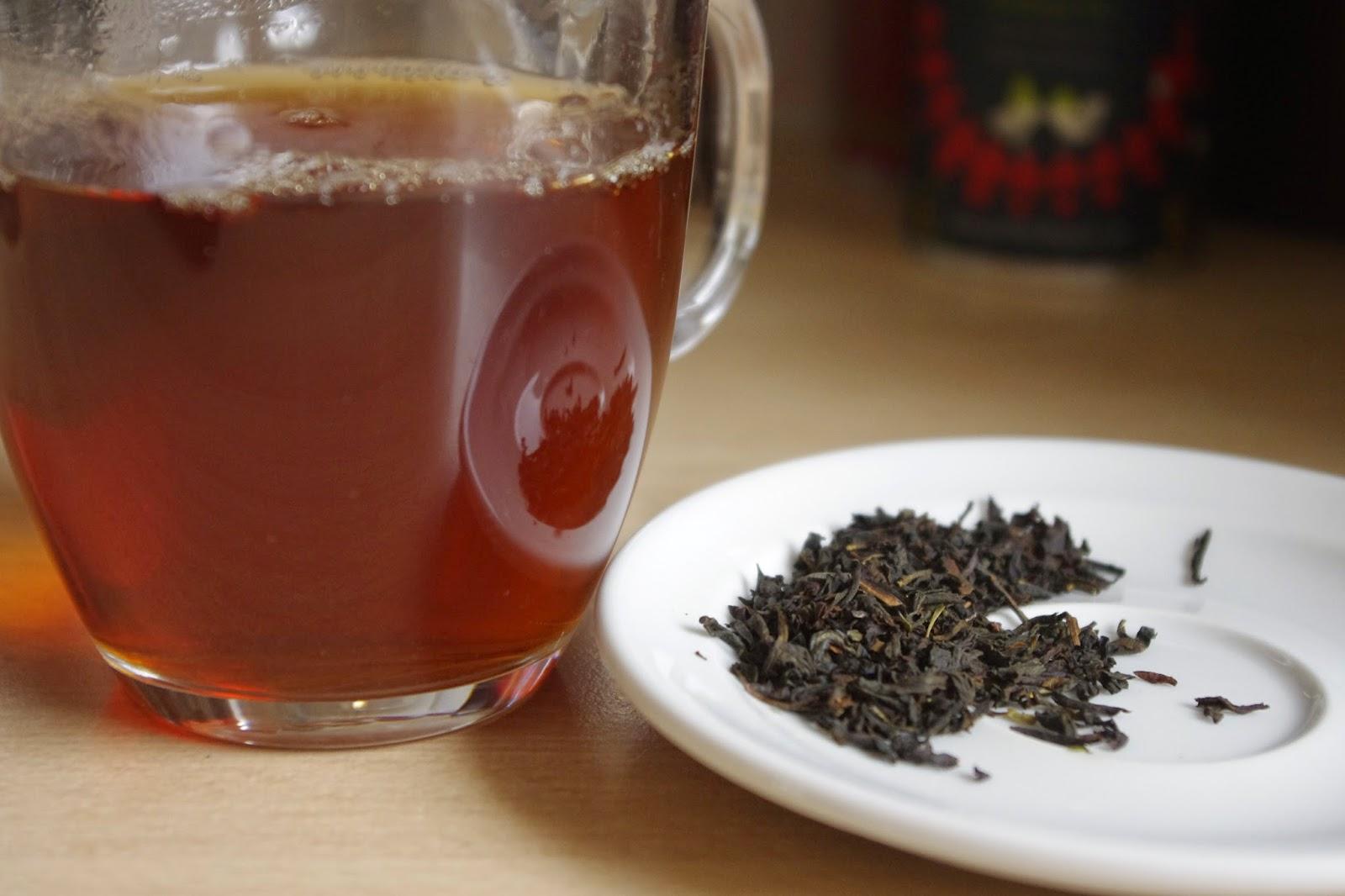Savourer le thé: Test: Babouchka (Les Jardins de Gaïa)