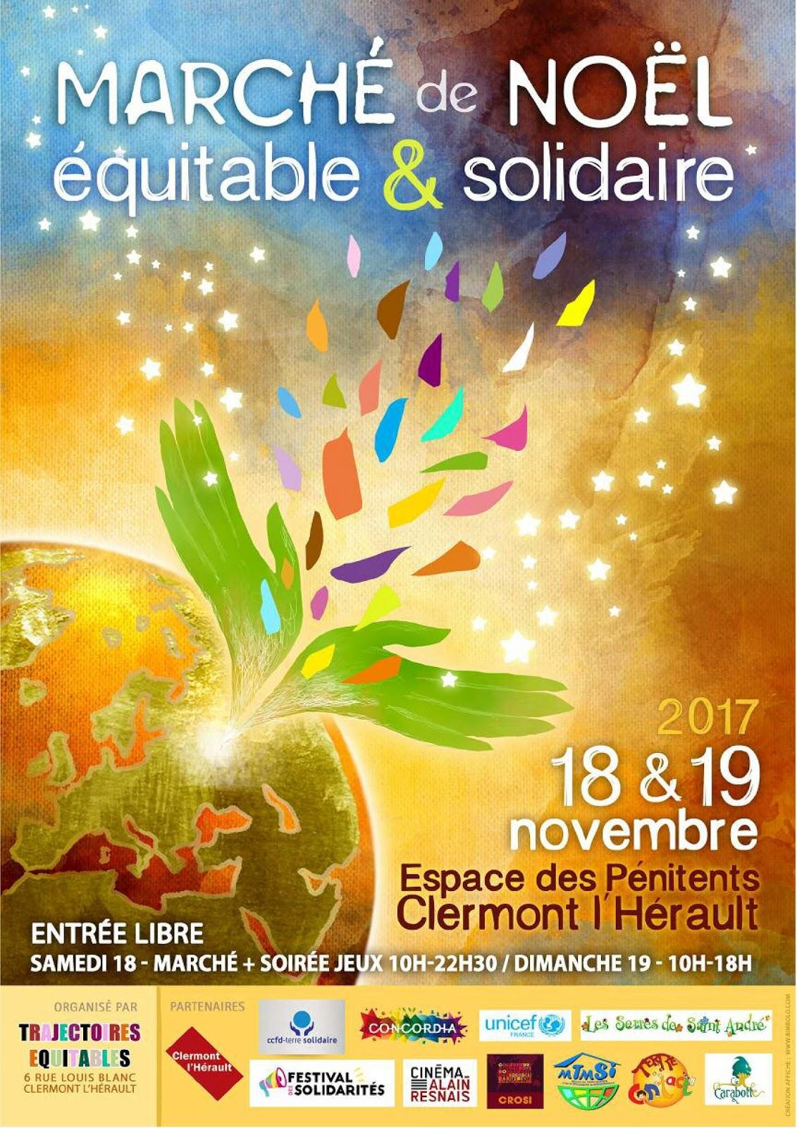 Association Trajectoires Equitables: 8ème Marché de Noël ...