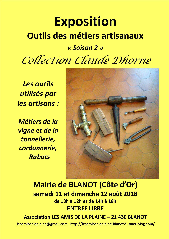 Exposition « Outils des métiers artisanaux – saison 2 » - Collection ...