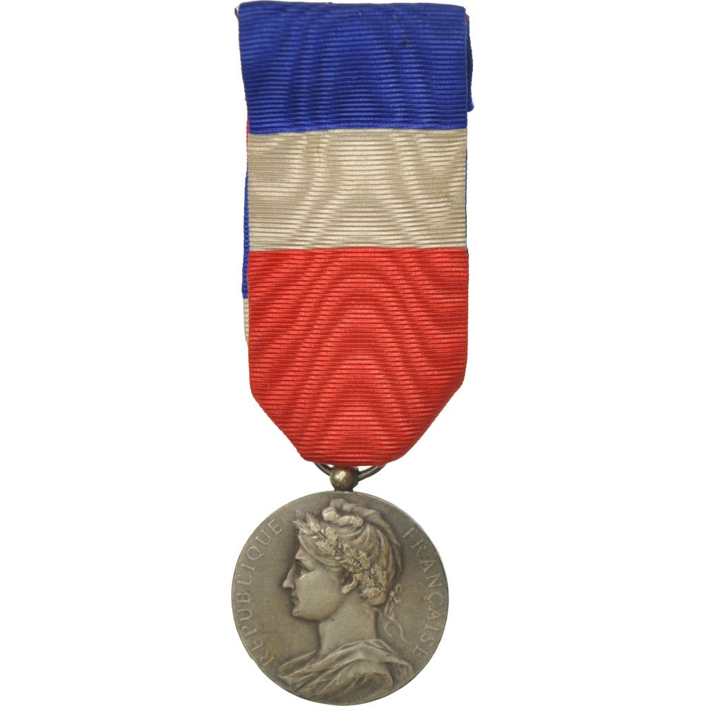 France, Ministère du Commerce et de l'Industrie, Médaille, 1938, Très bon