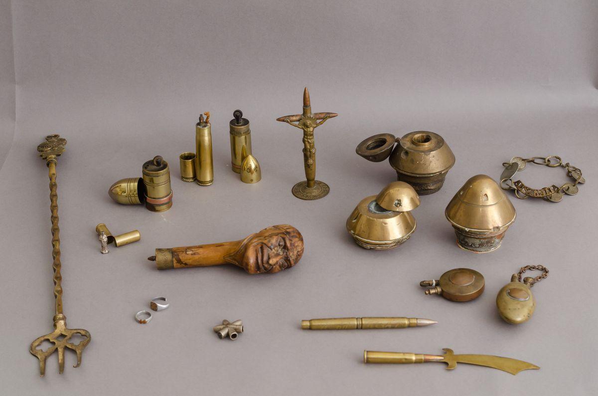 Objets collectés | La Grande Guerre à Parthenay et en Gâtine ...