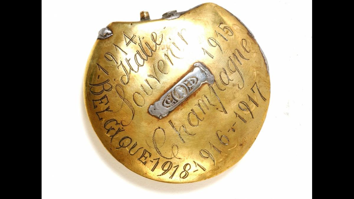 Les objets de l'Historial de la Grande Guerre de Péronne ...