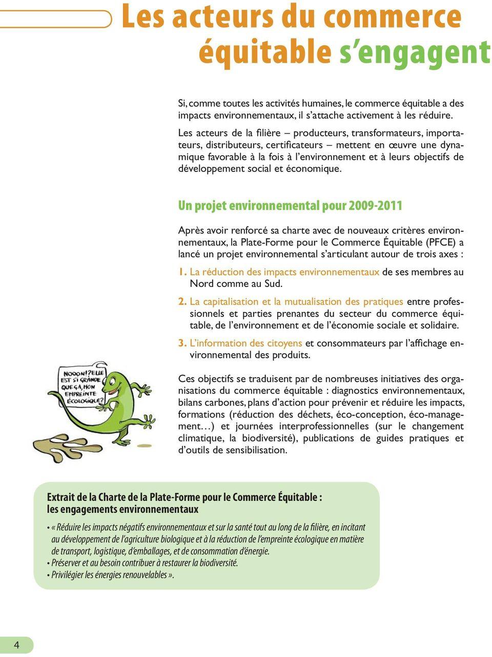 Les Carnets de la Plate-Forme pour le Commerce Équitable ...
