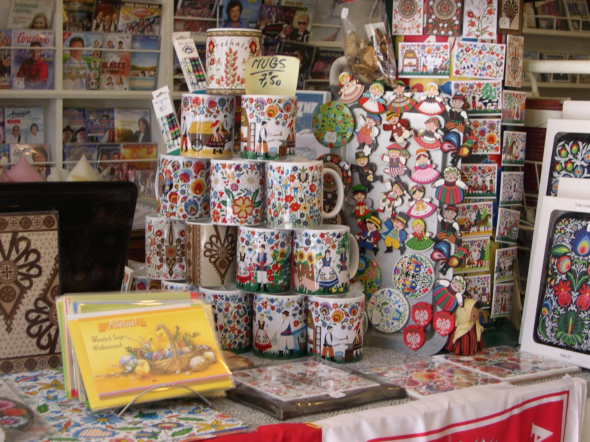 artisanat polonais - Artisanat et commerce equitable