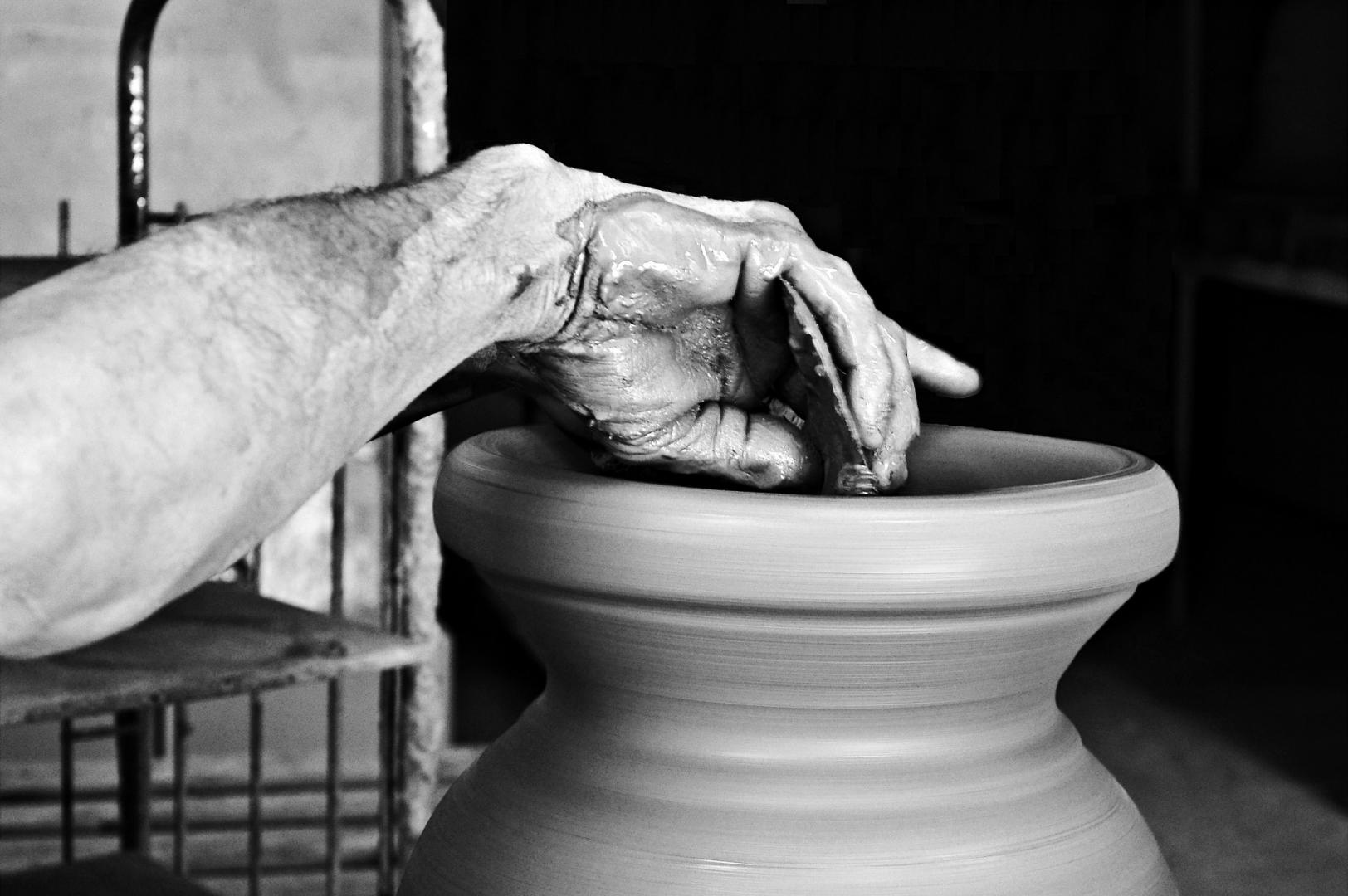 fabrication poterie, poteries artisanales, poterie anduze ...