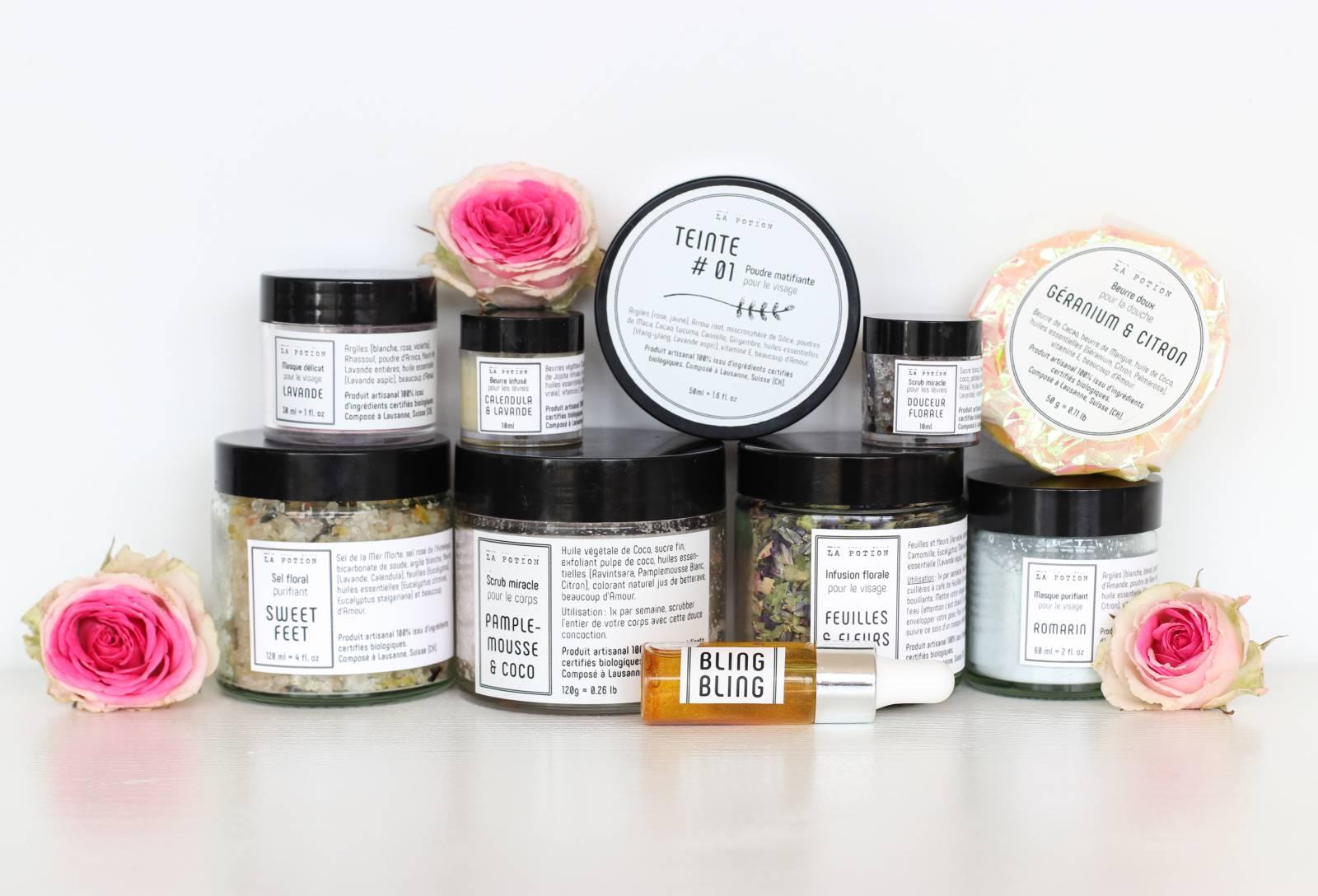 La Potion: cosmétiques naturels bio et artisanaux - Nana m'a ...