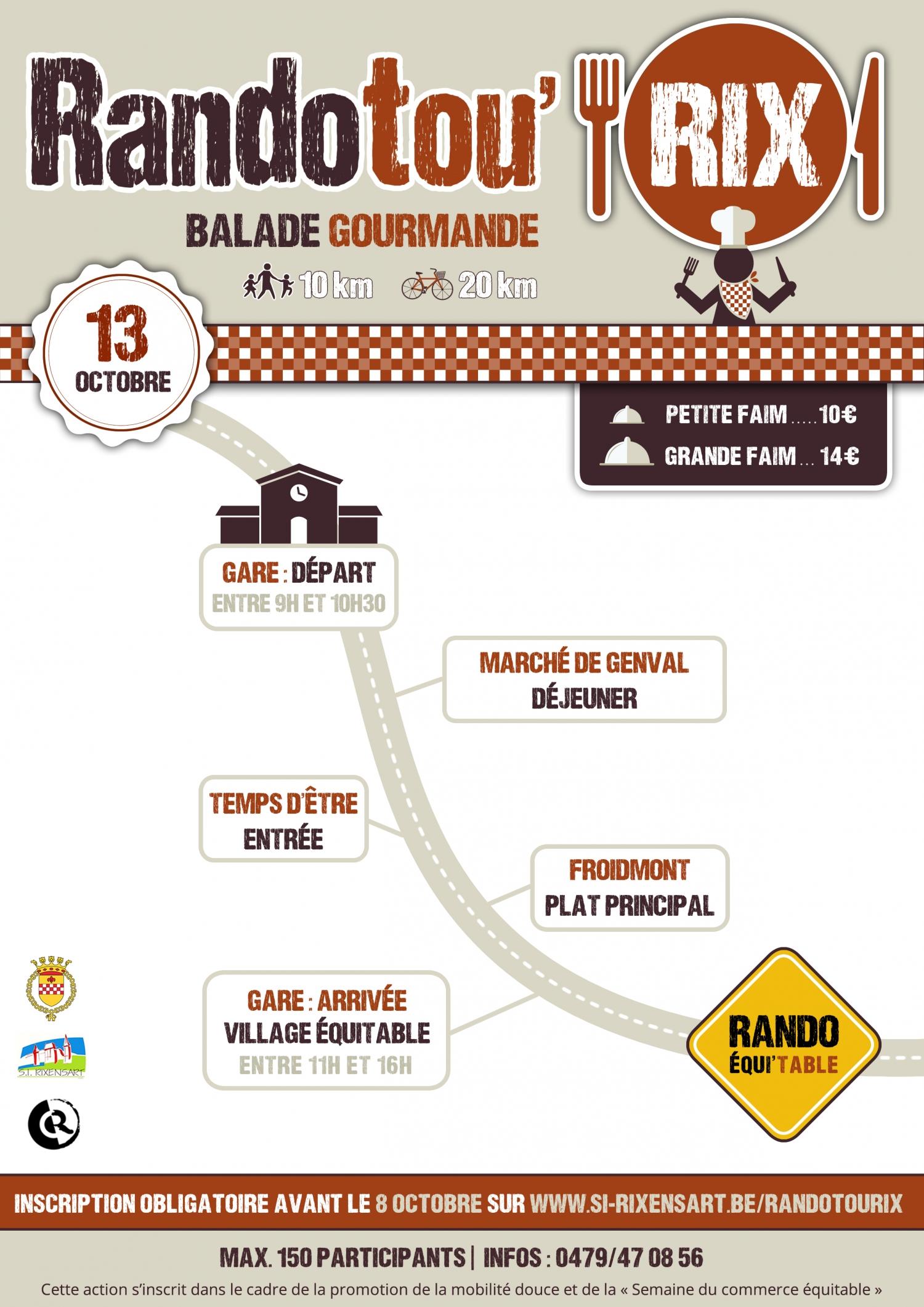 RANDOTOU'RIX - Balade gourmande et équitable | Semaine du ...