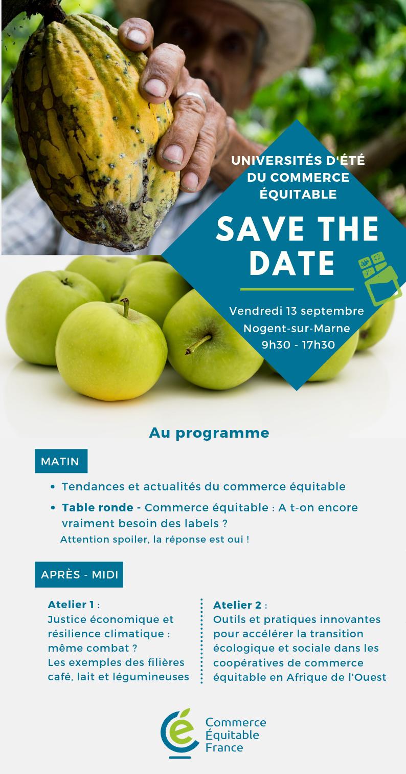 Commerce Équitable France | Changeons nos échanges !