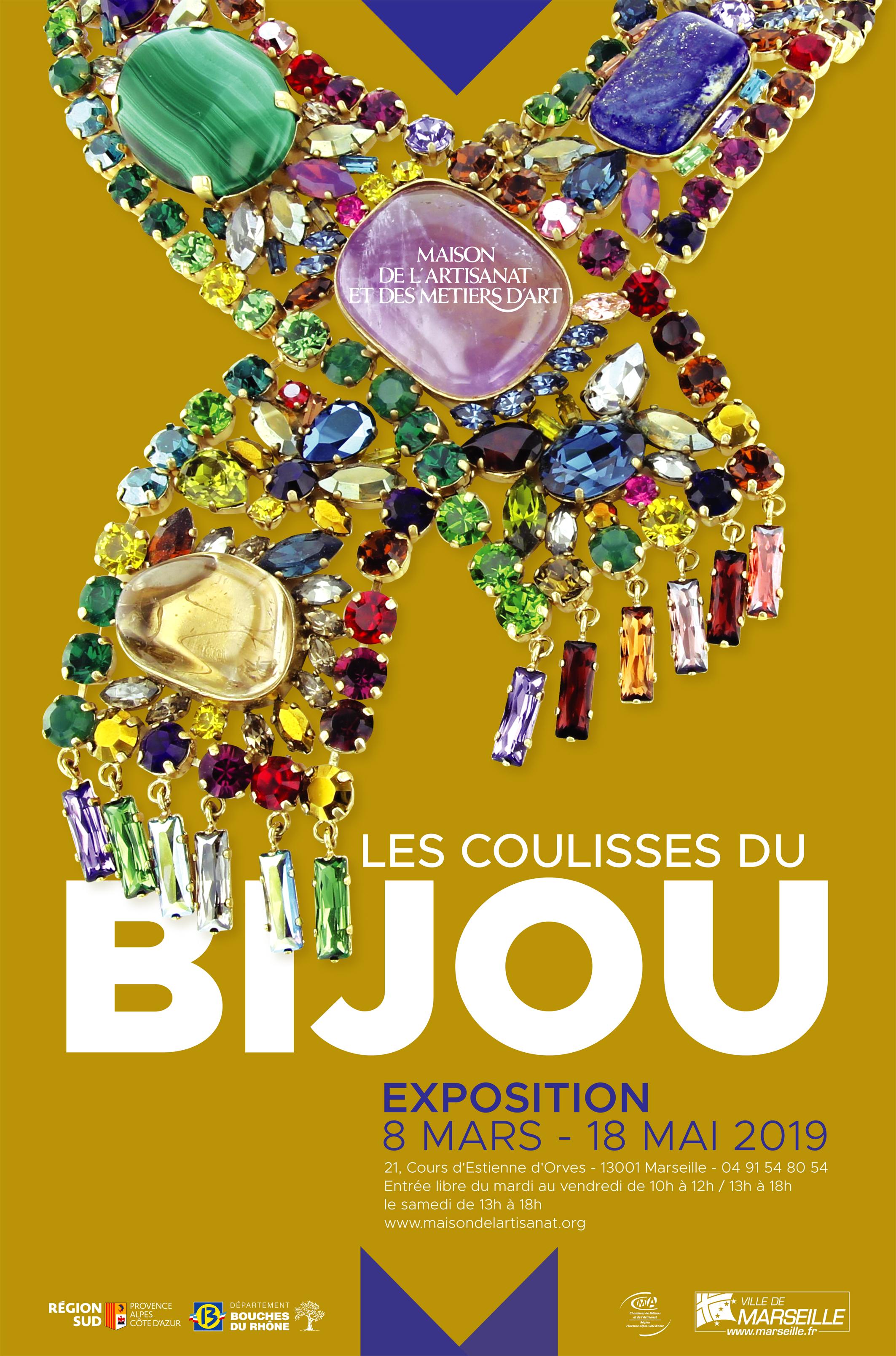 MAISON DE L'ARTISANAT : Exposition, Les coulisses du bijou - VOLT ...