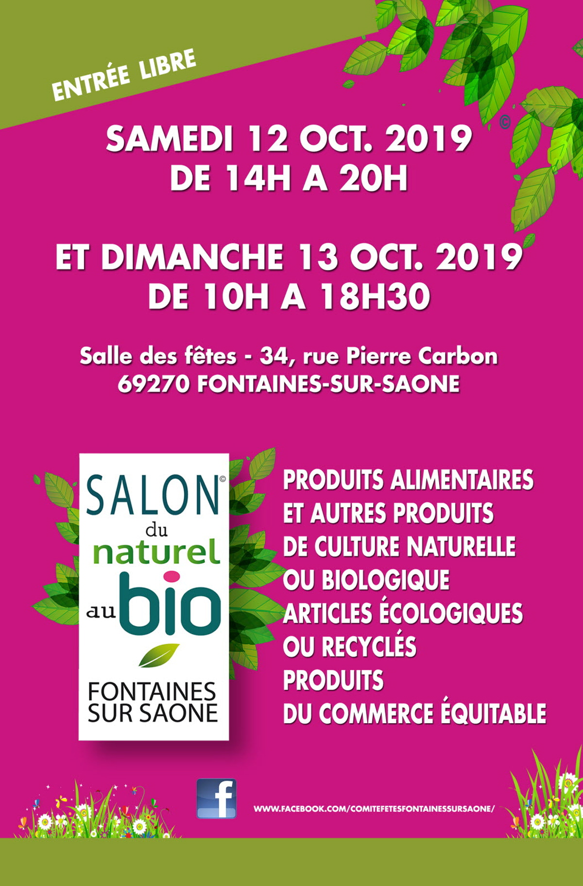 salon commerce equitable lyon - Artisanat et commerce equitable