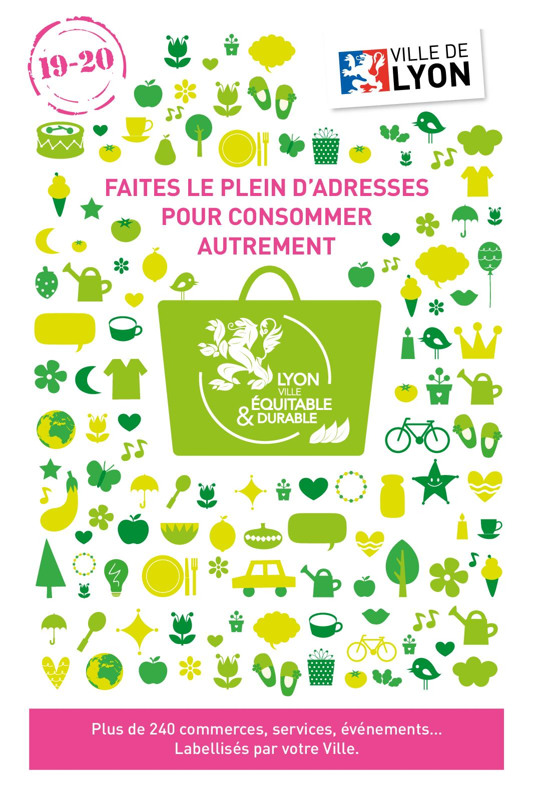 Calaméo - Guide Lyon Ville Equitable Et Durable 2019-2020