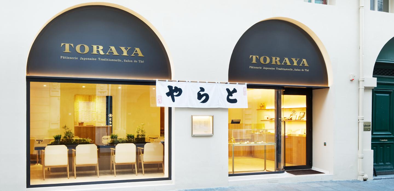 TORAYA PARIS | TORAYA FRANCE