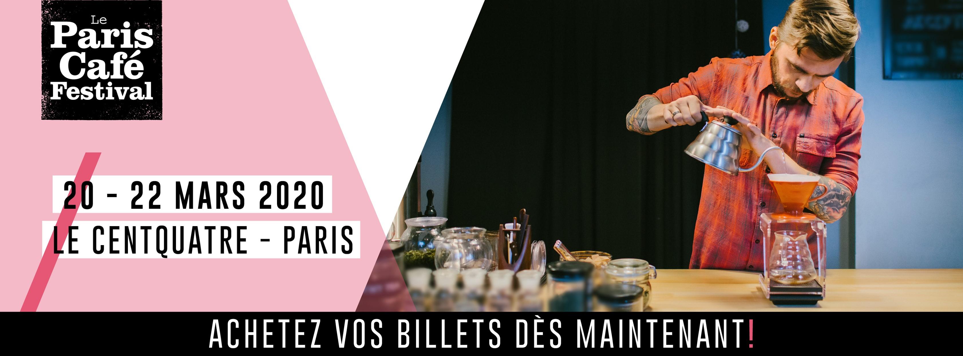 REPORTE EN JUIN : Paris Café Festival à Paris du 20 au 22 ...