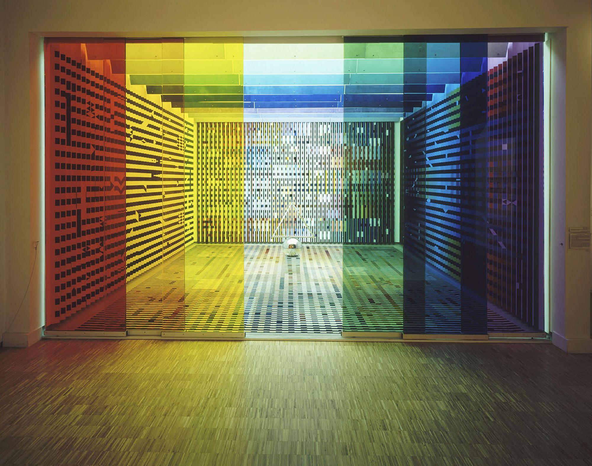 Salon Agam pour le palais de l'Élysée | Panorama de l'art