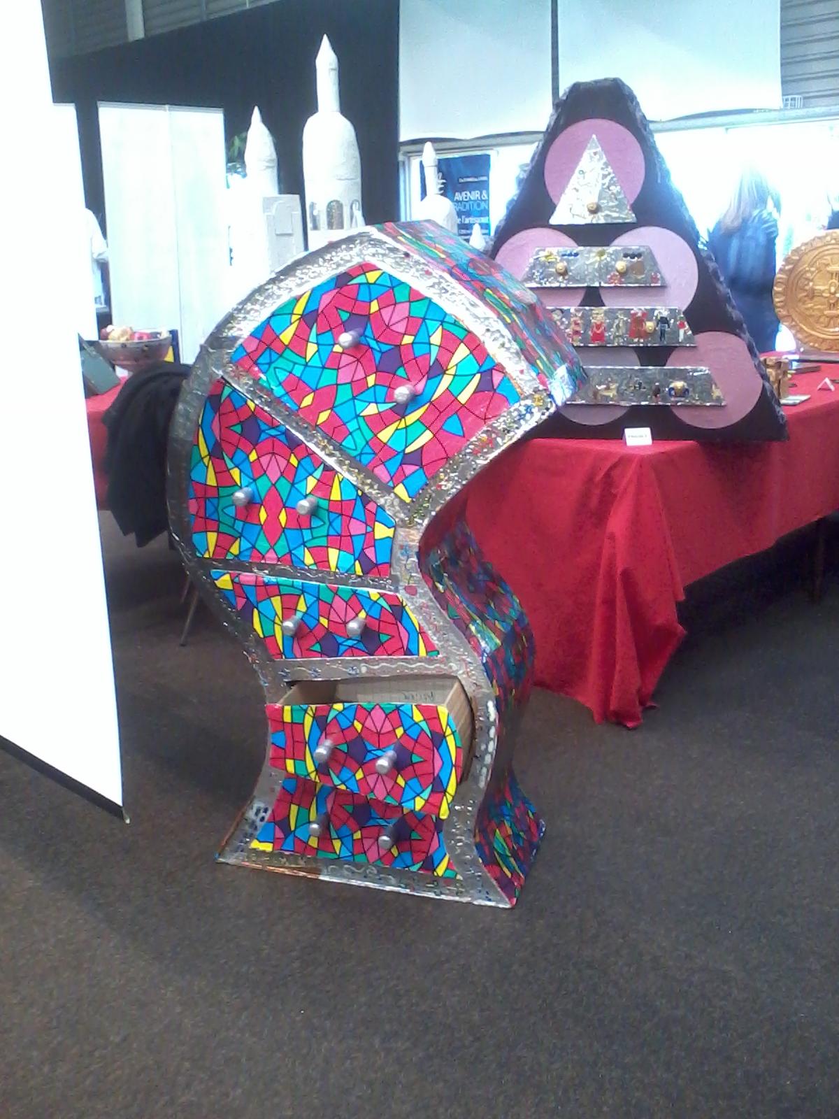salon de l'artisanat paris 2012 - Artisanat et commerce ...