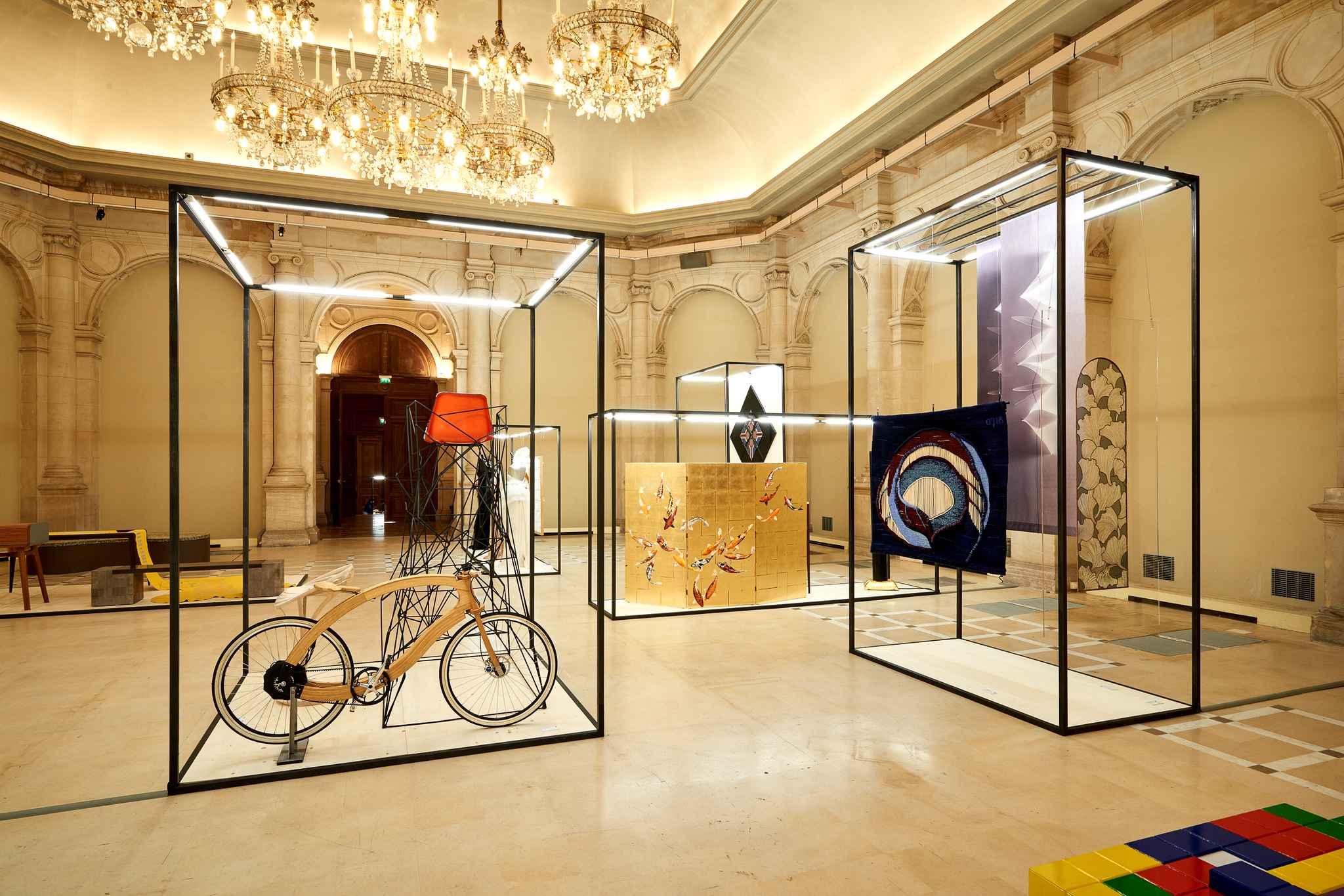 Le design s'expose à l'Hôtel de Ville de Paris — 20minutes.fr