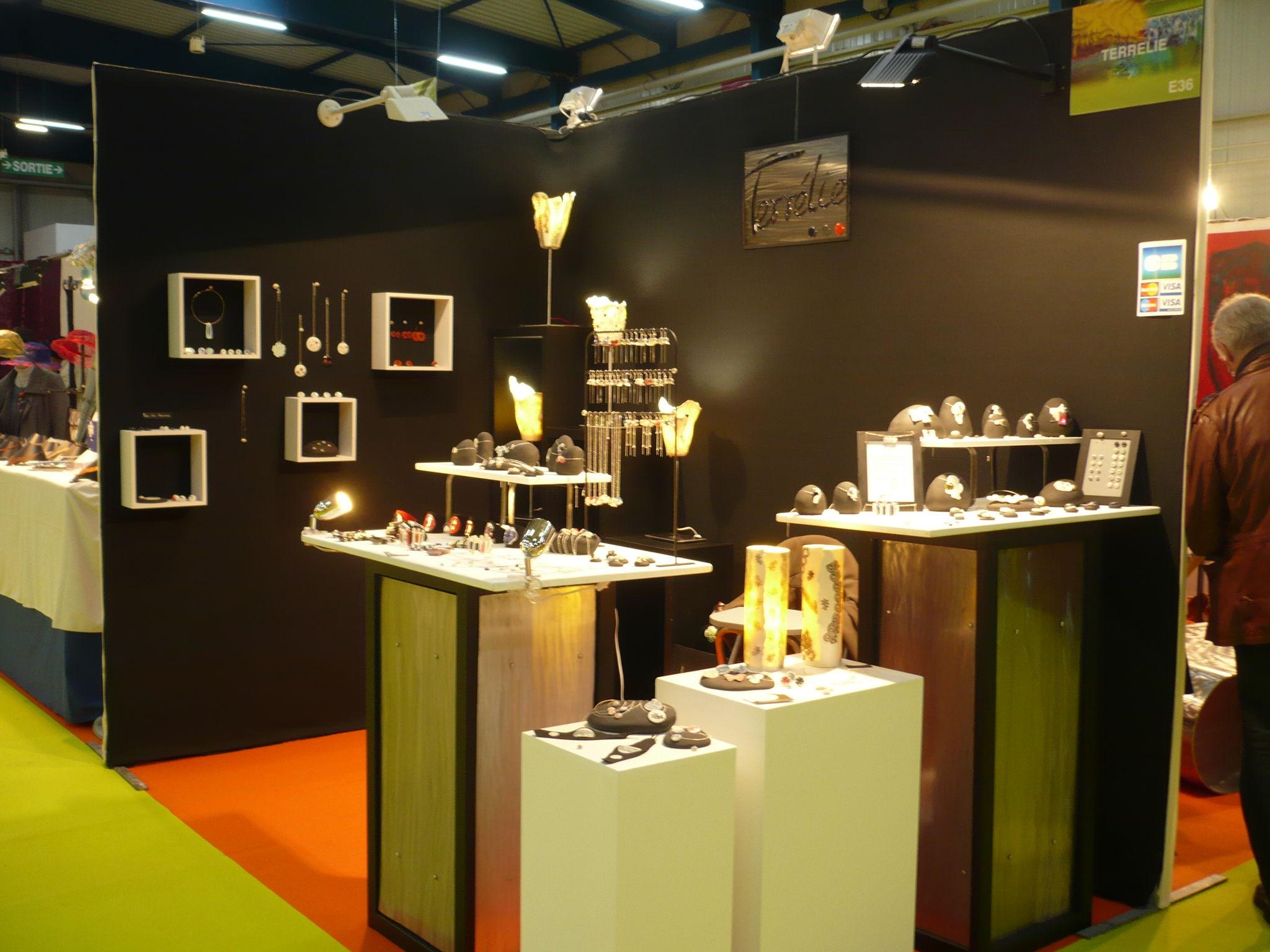 Salon Artisans d'Art de Toulouse - Terrélie