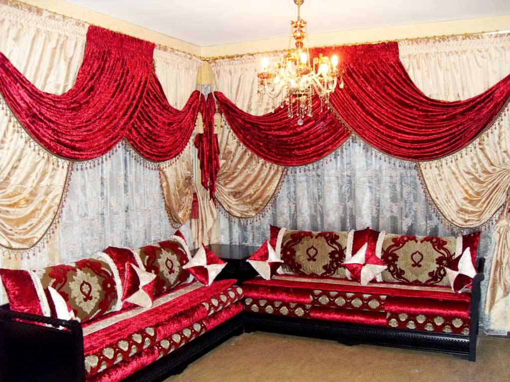 L'artisanat et la décoration des salons à Marrakech ...