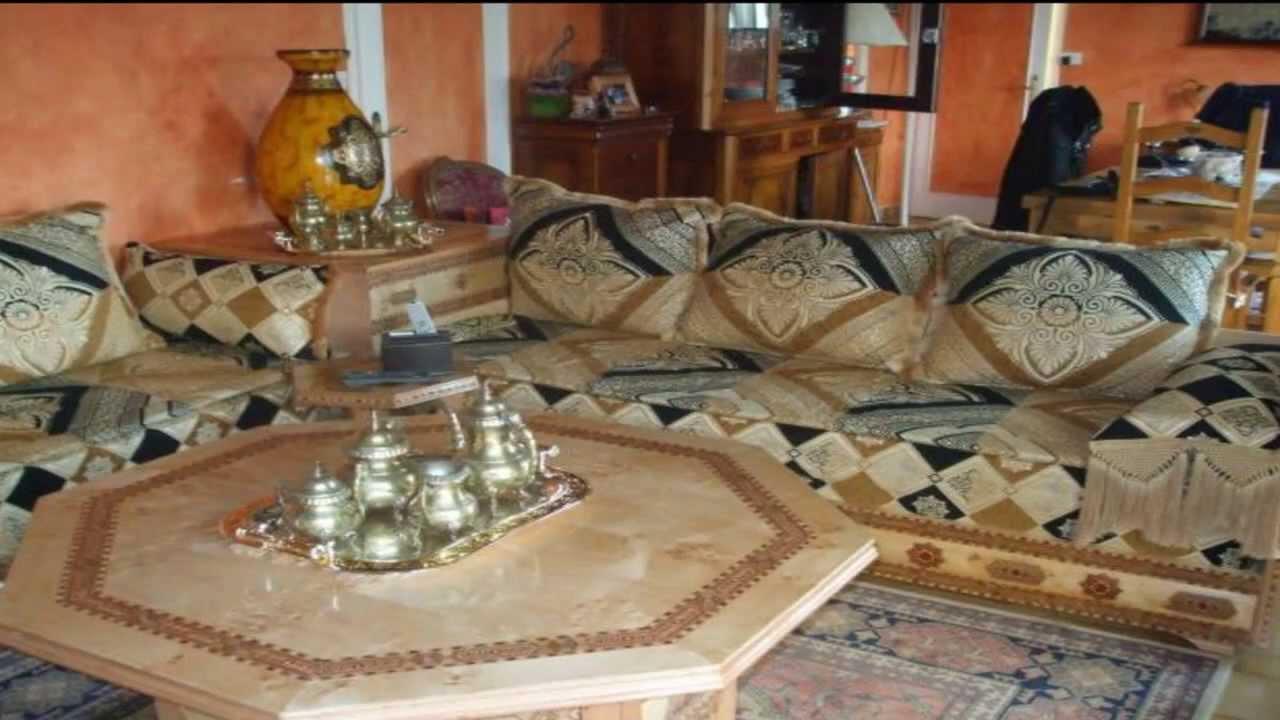 Salon marocain à Montréal