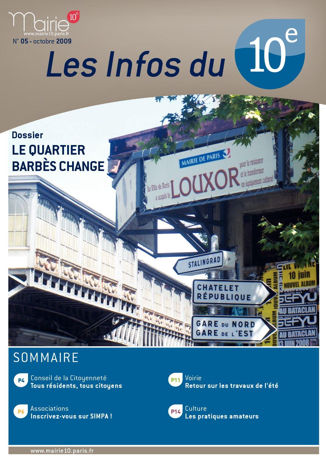 Calaméo - Infos mairie 10 n°5